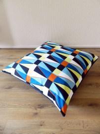 90 x 90 cm Floor Cushion (with luxurious feather inner cushion)