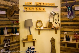 Quirky objects and furniture by Oh Bother (I already have one of their stags head's and love it)