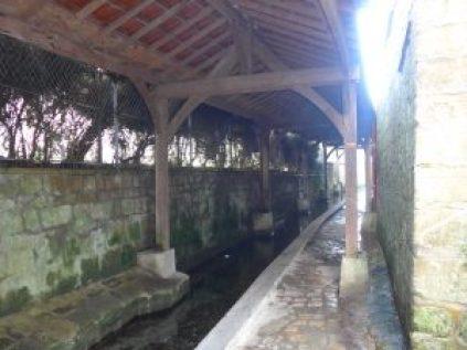 Lavoir de la Fontaine, Eragny