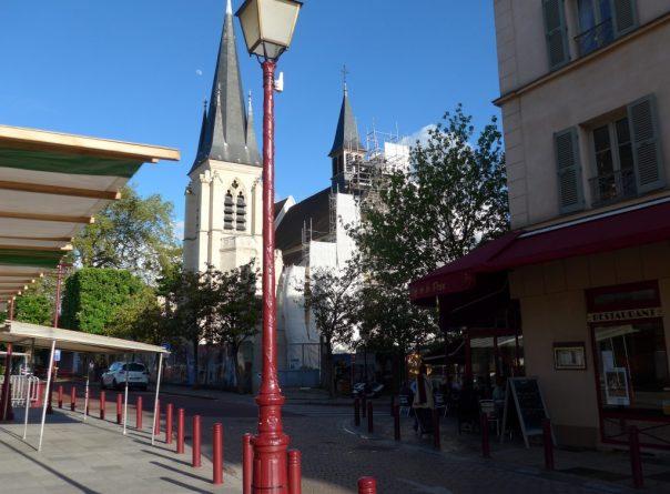 Eglise St Jean Baptiste, Sceauxx
