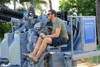 Ben at Pearl Harbour