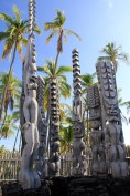 Hawaii Big Island - Pu'uhonua o Honaunau Historical Park