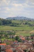 Certaldo (view of San Gimignano)