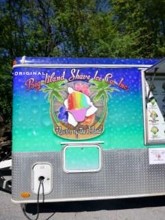 Hawaii Big Island - Big Island Shave Ice Co, yum!