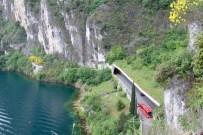 View of the highway in Riva del Garda