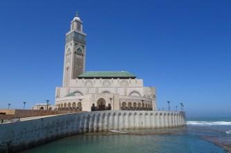 Casablanca Hasan II Mosque