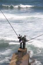 Casablanca fishermen