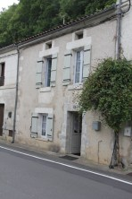 Our house in Brantome