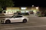 Our Subaru's first trip to Walmart