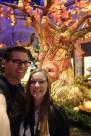 Selfie in the Bellagio hotel in Las Vegas