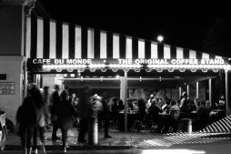 Cafe du Monde in New Orleans, Louisiana