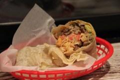 Taco Stand burrito