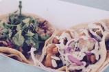 Mellizoz Tacos food truck in Austin, Texas