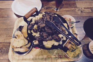 Meal of the week - Brazilian barbecued meat
