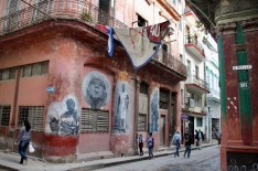 Havana interesting street