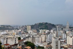 View of Rio from the Santa Teresa neighbourhood