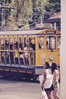 Santa Teresa streetcar, Rio de Janeiro