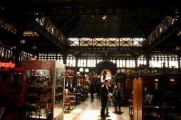 Central Market, Santiago, Chile