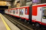 Santiago metro, Chile