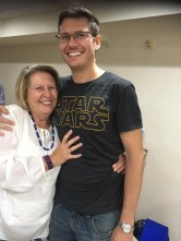 Ben finally reunited with his mom, Sydney, Australia