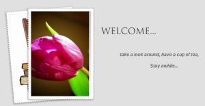 Welcome Slide