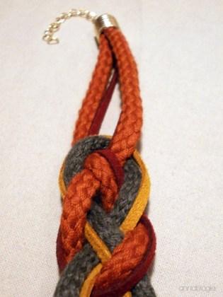 Knotenarmband