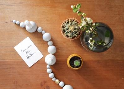 Gewinne den Kerzenhalter String von ferm living bei annablogie