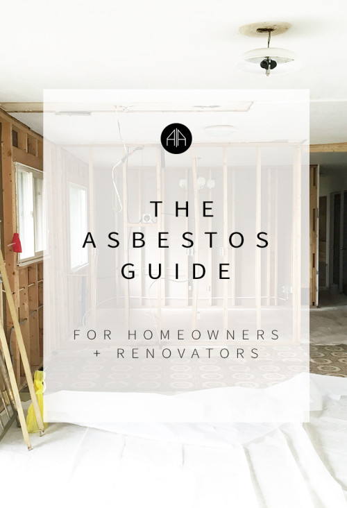 the asbestos guide for homeowners and