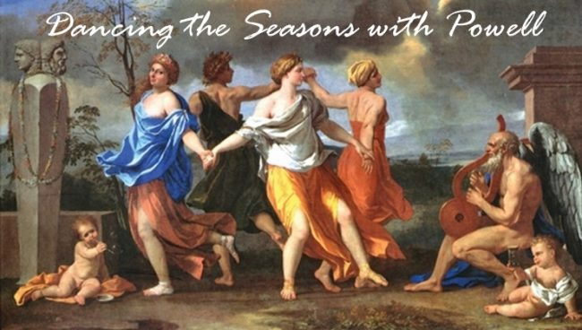 Dancing the Seasons with Powell #4