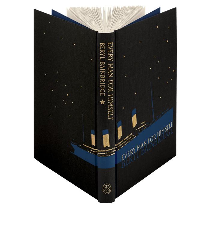 Beryl Bainbridge Reading Week: Titanic