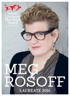 Meg Rosoff at the Oxford Literary Festival