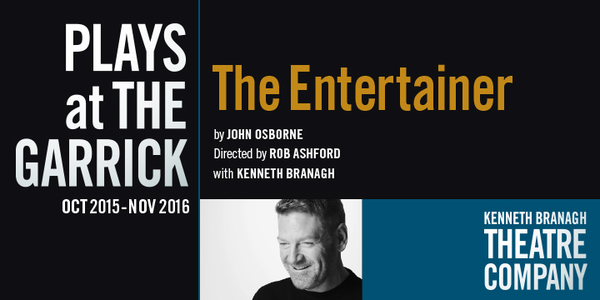 Branagh at the Garrick