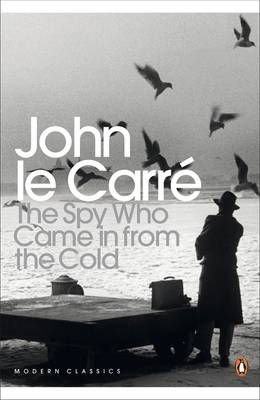 Cold War espionage feels so real in this book