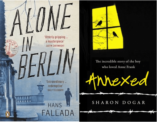 Two 2011 reviews set during WWII: Fallada & Dogar
