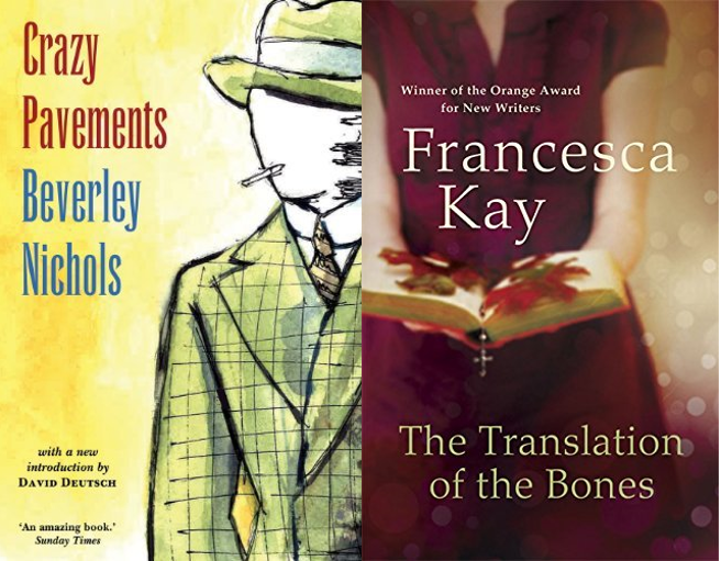 20 Books of Summer #8 & 9 - Nichols & Kay