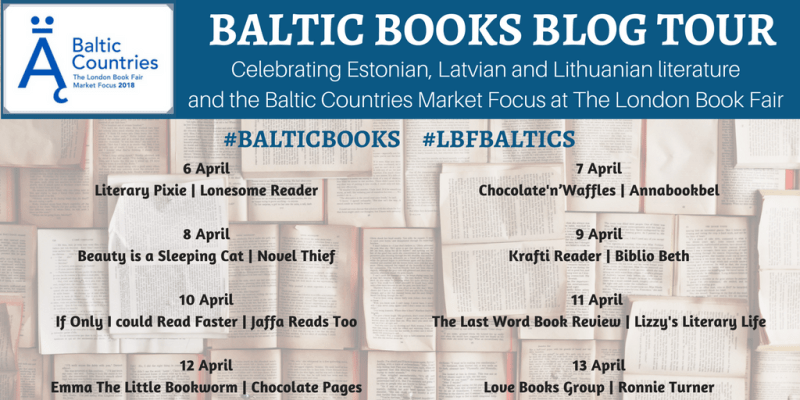 The Baltic Books Blog Tour #1