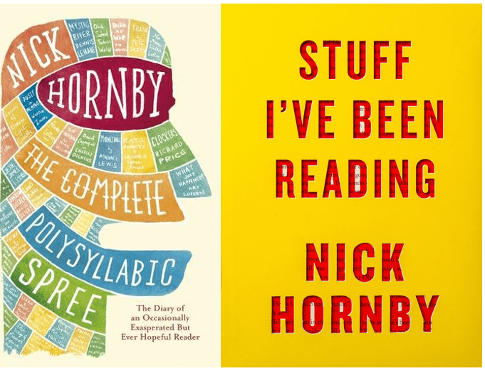 How to add to your wishlists with Nick Hornby...