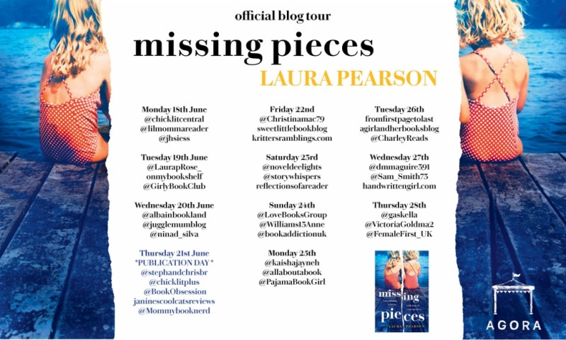 Missing Pieces Blog Tour