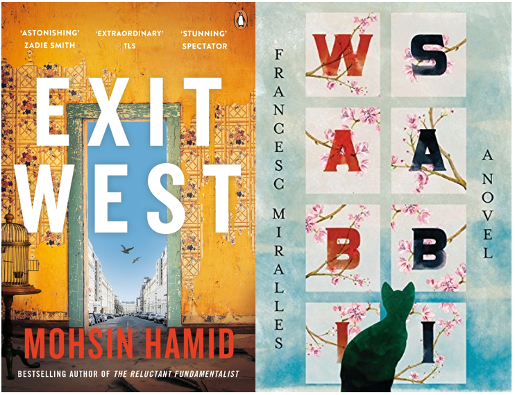 20 Books of Summer #4 & #5 - Hamid and Miralles