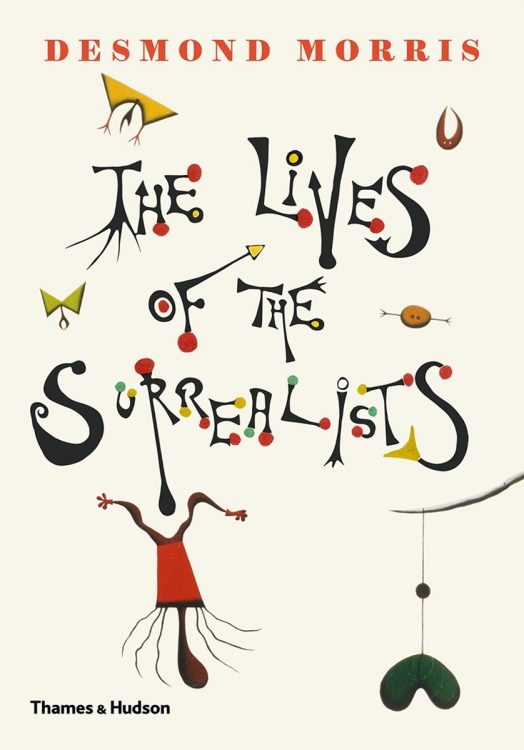 Who better to talk about the surrealists?