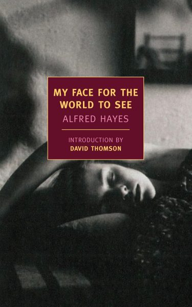 NYRB Fortnight (belated) - Alfred Hayes