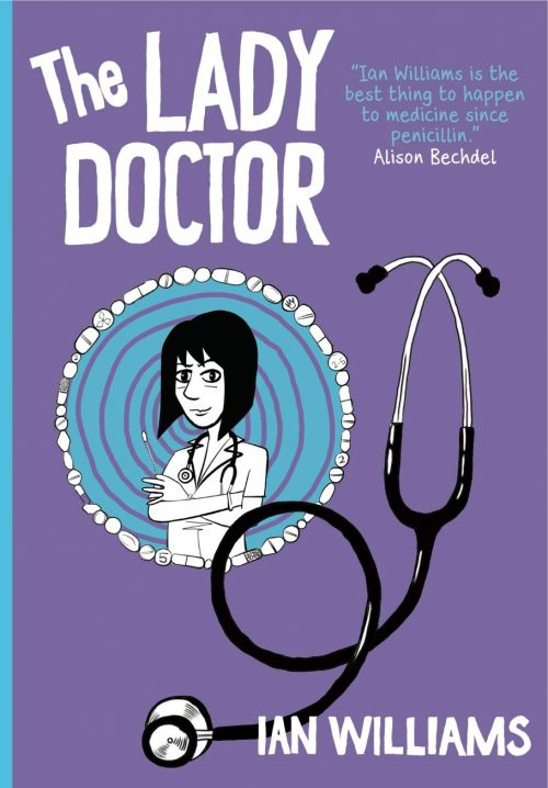A doctor's life as a graphic novel