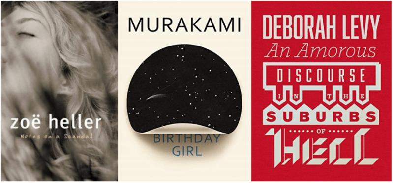 Review Catch-up: Heller, Murakami & Levy