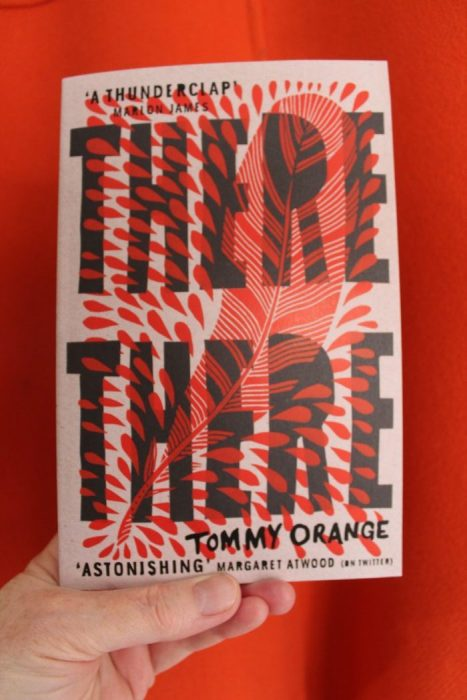 Rathbones Folio Prize shortlist: There There by Tommy Orange