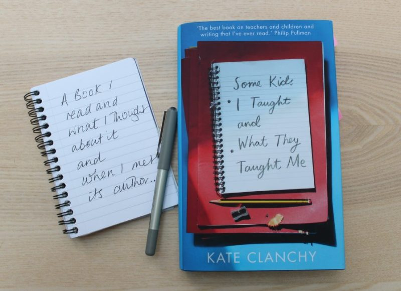 An evening with Kate Clanchy and her new book