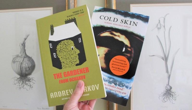 20 Books of Summer #3 & #4 - Kurkov and Pinol