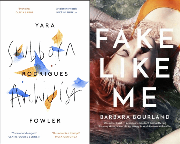 Two Short Reviews: Rodriguez Fowler & Bourland