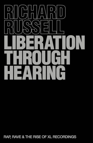 Blog Tour: Richard Russell - Liberation Through Hearing