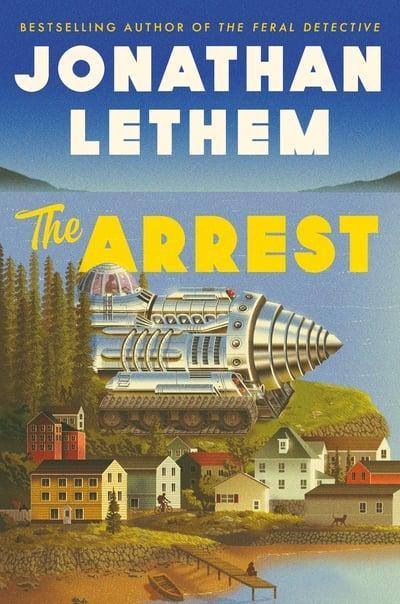 Genre-smashing with Jonathan Lethem
