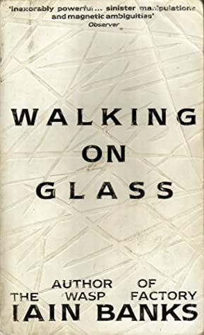 #BanksRead2021 : 1 -Walking on Glass